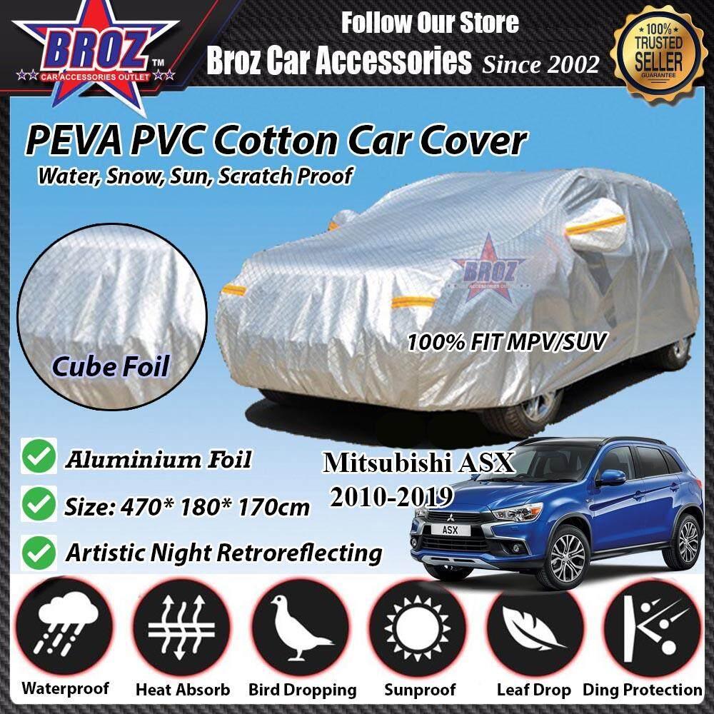 Mitsubishi ASX Car Body Cover PEVA PVC Cotton Aluminium Foil Double Layers - MPV