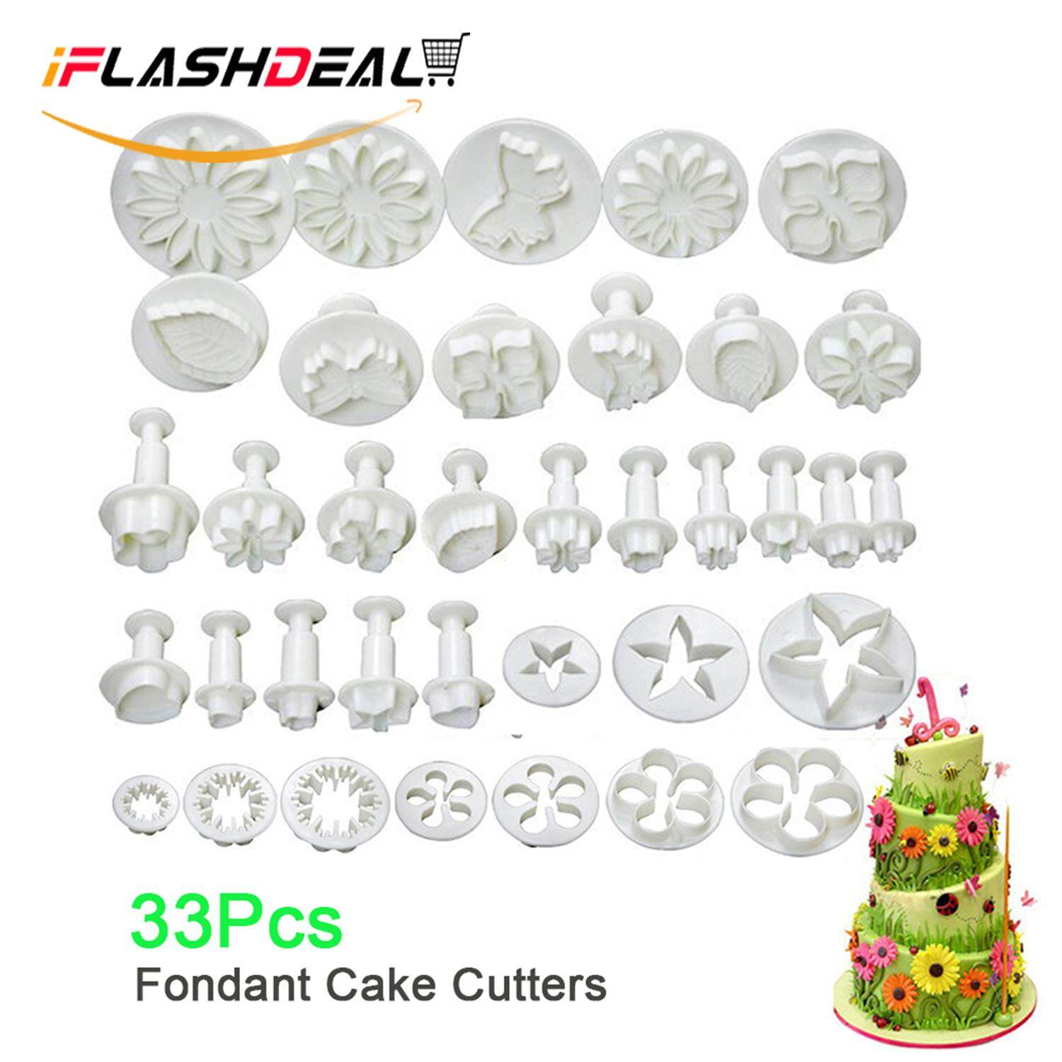 Buy Sell Cheapest Wedzwe Sdadas 33pcs Best Quality Product Deals Bosch Gsb 550 Professional Mesin Bor Tembok X Line 33 Pcs Iflashdeal 10 Styles Fondant Cake Cutters Set Sugarcraft Homemade Cookie Decorating Utensils Tools