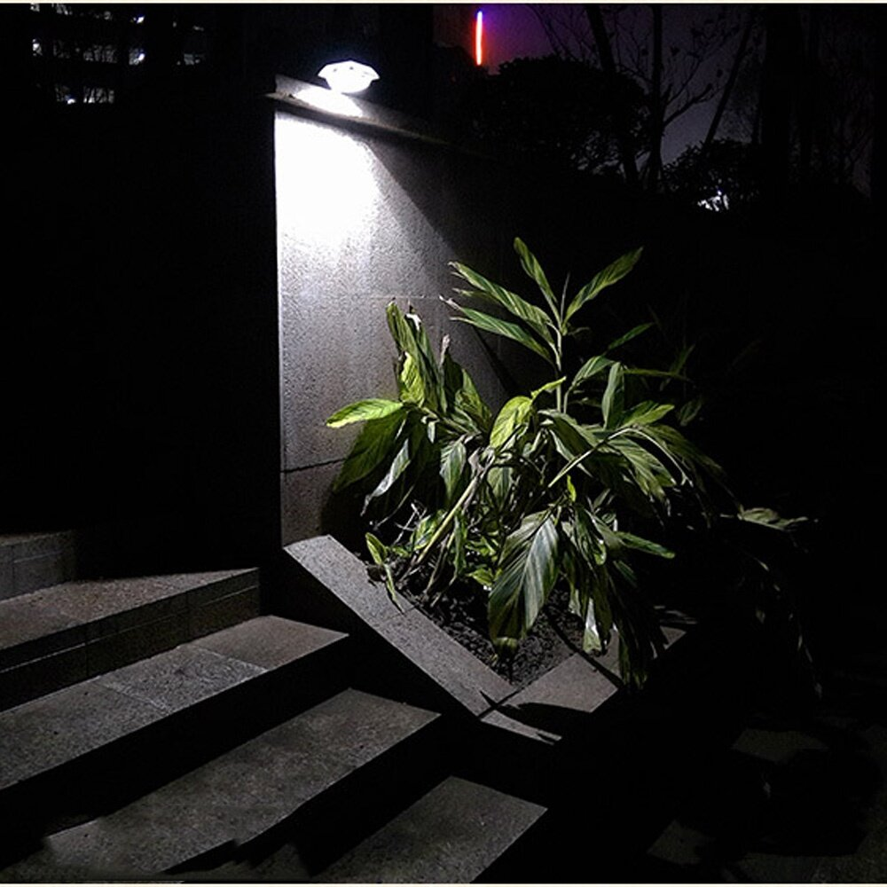 This solar powered night light can charge itself during the daytime. More, after equipped with motion sensor, it can light up automatically when the motion ...