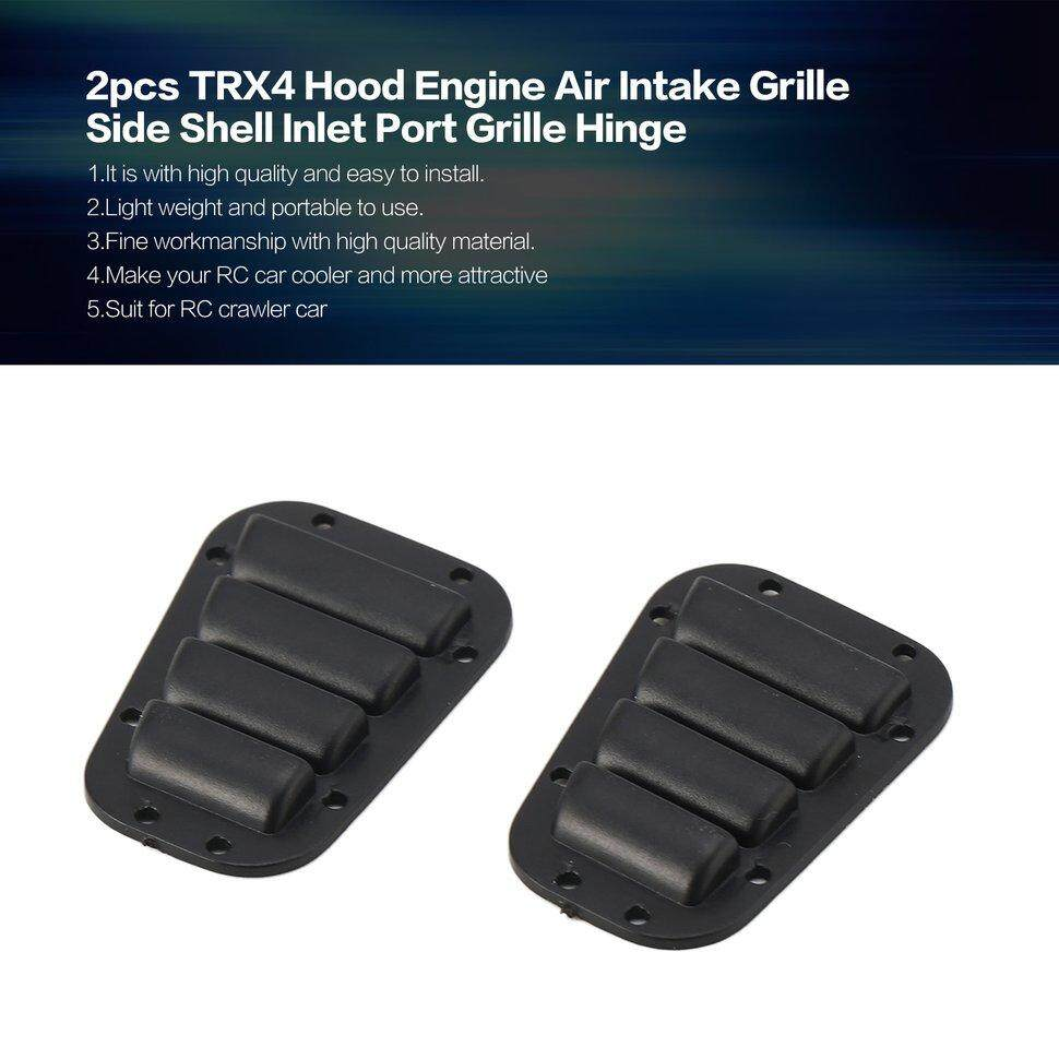Buy Sell Cheapest Manipul Intake Rx Best Quality Product Deals Manifold Manifol Intek Insulator Karburator King Gearray 2pcs Trx4 Hood Engine Air Grille Side Shell Inlet Port Hinge