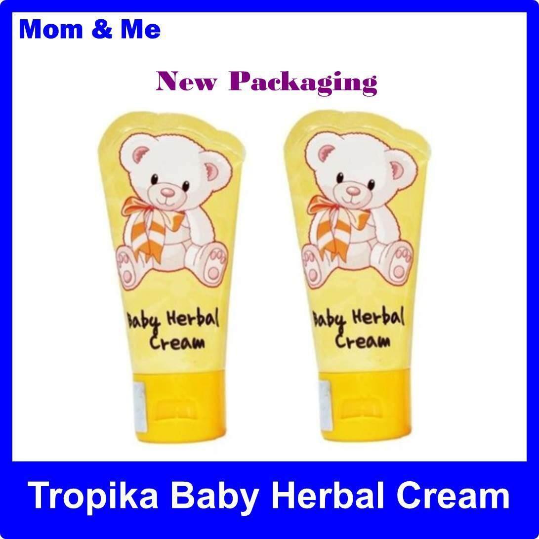 Tropika Baby Herbal Cream 50g, Set of 2