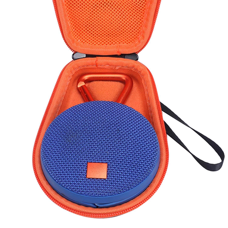Harga Jual Jbl Clip 2 Bluetooth Speaker Biru Update 2018 Xtreme Portable Wireless Kelebihan Protective Travel Carrying Storage Eva Hard Bag Case