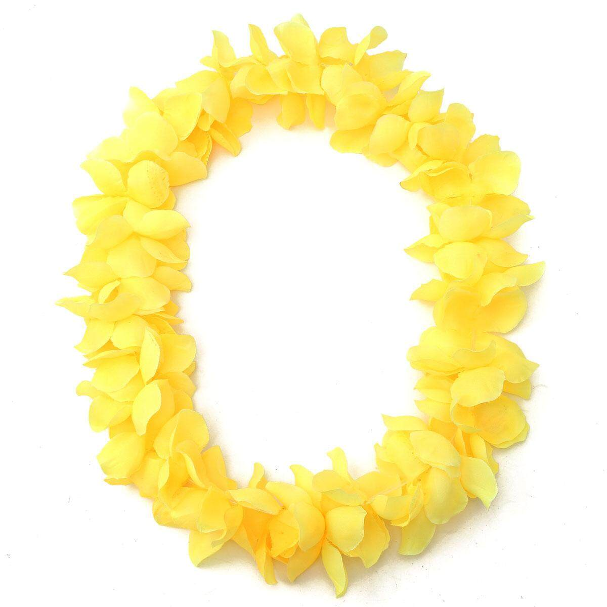 Hawaiian flower garland amazon flowers healthy hawaiian flower leis garland necklace fancy dress party hawaii beach fun sell est hawaiian bunga garland best quality izmirmasajfo