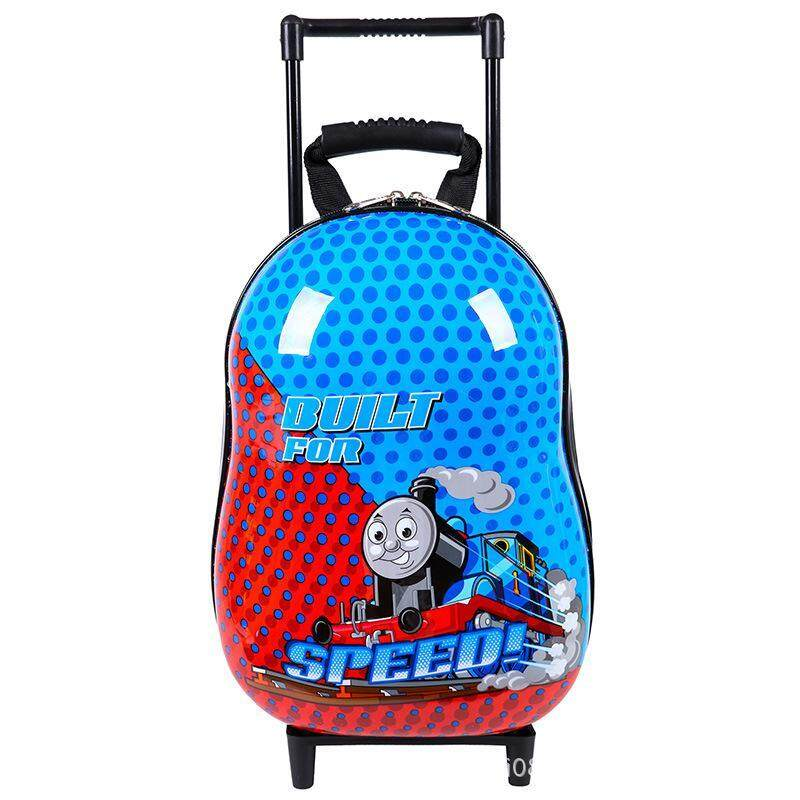 Dual-use luggage bag for children - intl