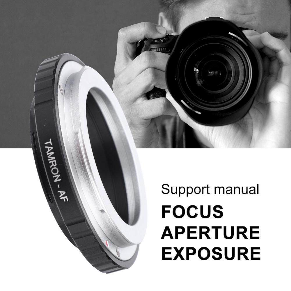 Tamron Alloy Plastic Lens Adapter Ring Manual Focus Universal Mount Photography (Tamron-AF)