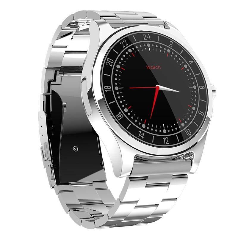 Hình ảnh Dt19 Smart Watch 1.2 HD IPS Bluetooth Alarm clock Calculator Stopwatch Steel Strip