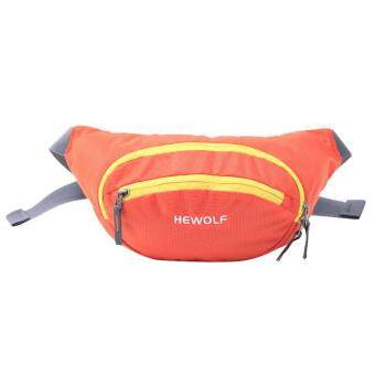 Pencarian Termurah Hewolf 1641 Unisex Outdoor Waterproof Bag Multi-function Mountaineering Waist Bag, Orange harga penawaran - Hanya Rp125.766