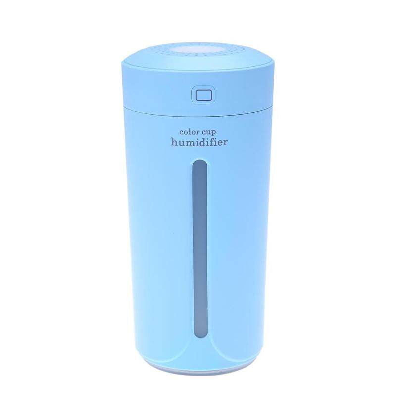 Bảng giá Home Ultrasonic Light Cup Aroma Humidifier Air Diffuser Purifier Atomizer - intl