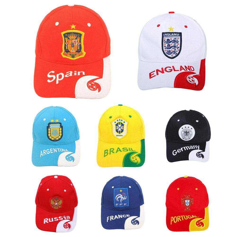 Yz 2018 Russia World Cup Theme Baseball Cap Chic Adjustable Hats Soccer Fan Souvenir By Yzh Shop.