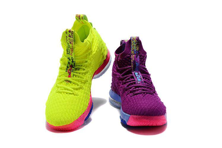 8987fb205d7289 Nike Official LeBron James LeBron XV LeBron 15 EP Mid Top Men s LBJ  Basketball Shoe EU