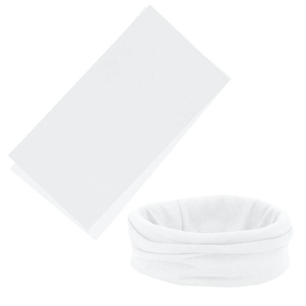 Cocol Max Serbaguna Unisex Syal Luar Ruangan Tabung Sihir Outdoor Bandana Jaring Rambut Hiasan Kepala-