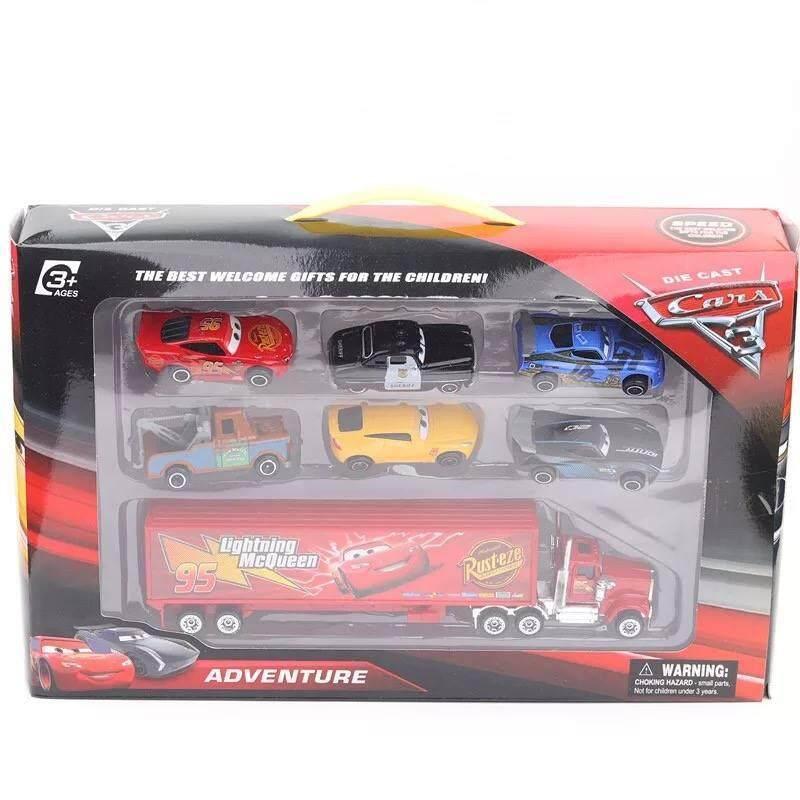 Children Birthday gift Portable Container Truck