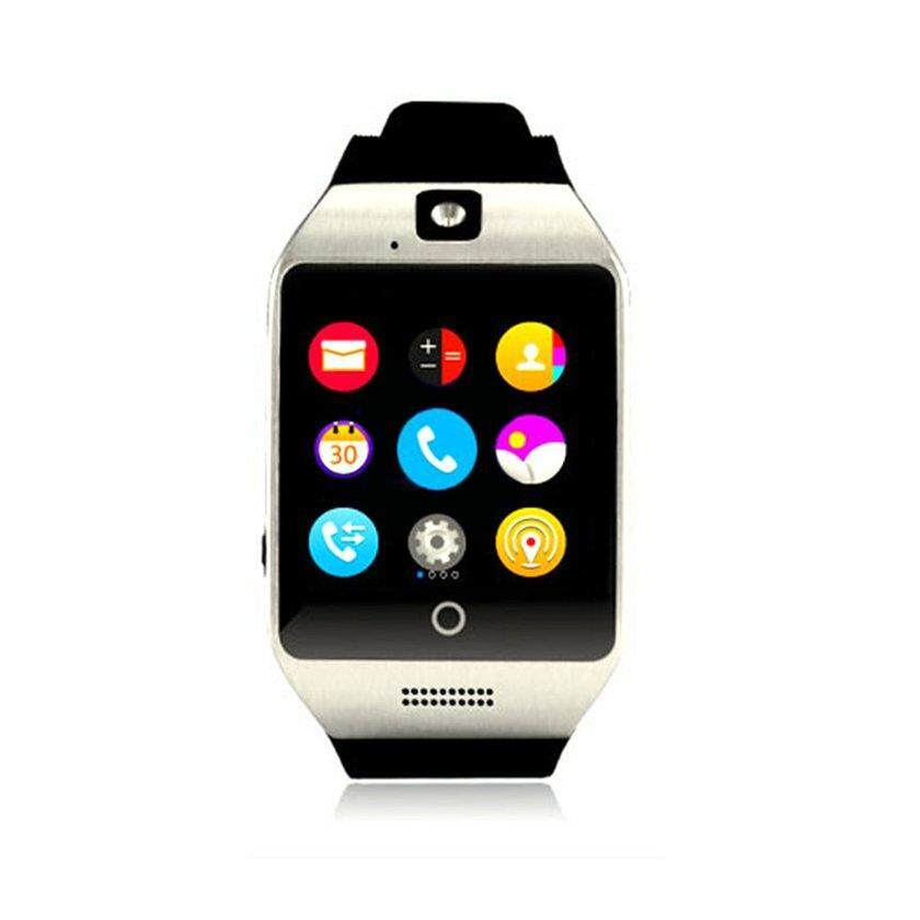 Makeac Q18 Multi-Language Sports Smart Watch - Intl By Makeacall.