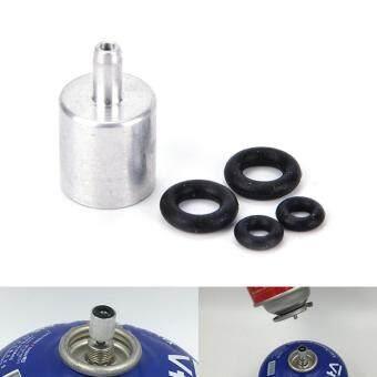 Đánh giá Gas Refill Adapter Outdoor Camping Stove Gas Cylinder Gas Burner Accessories giá sốc - Giá chỉ 57.581đ