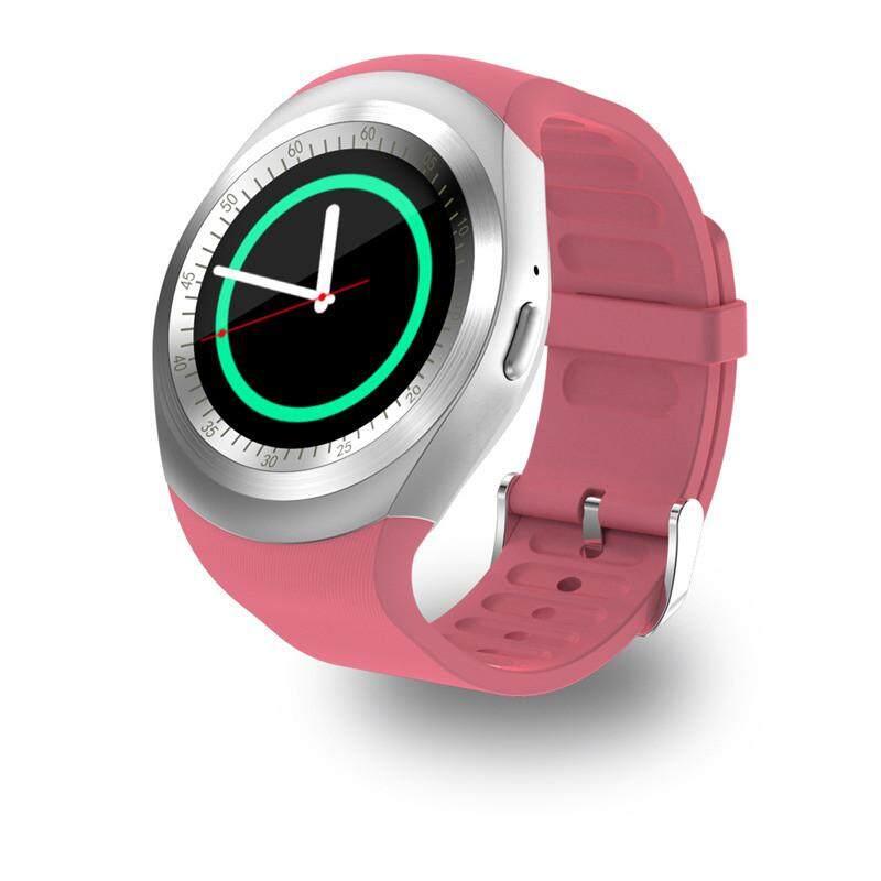 Bluetooth Jam Tangan Pintar Smartwatch Reloj Regolio 2G GSM SIM Aplikasi Sync MP3 untuk Apple iPhone Android Xiaomi Ponsel