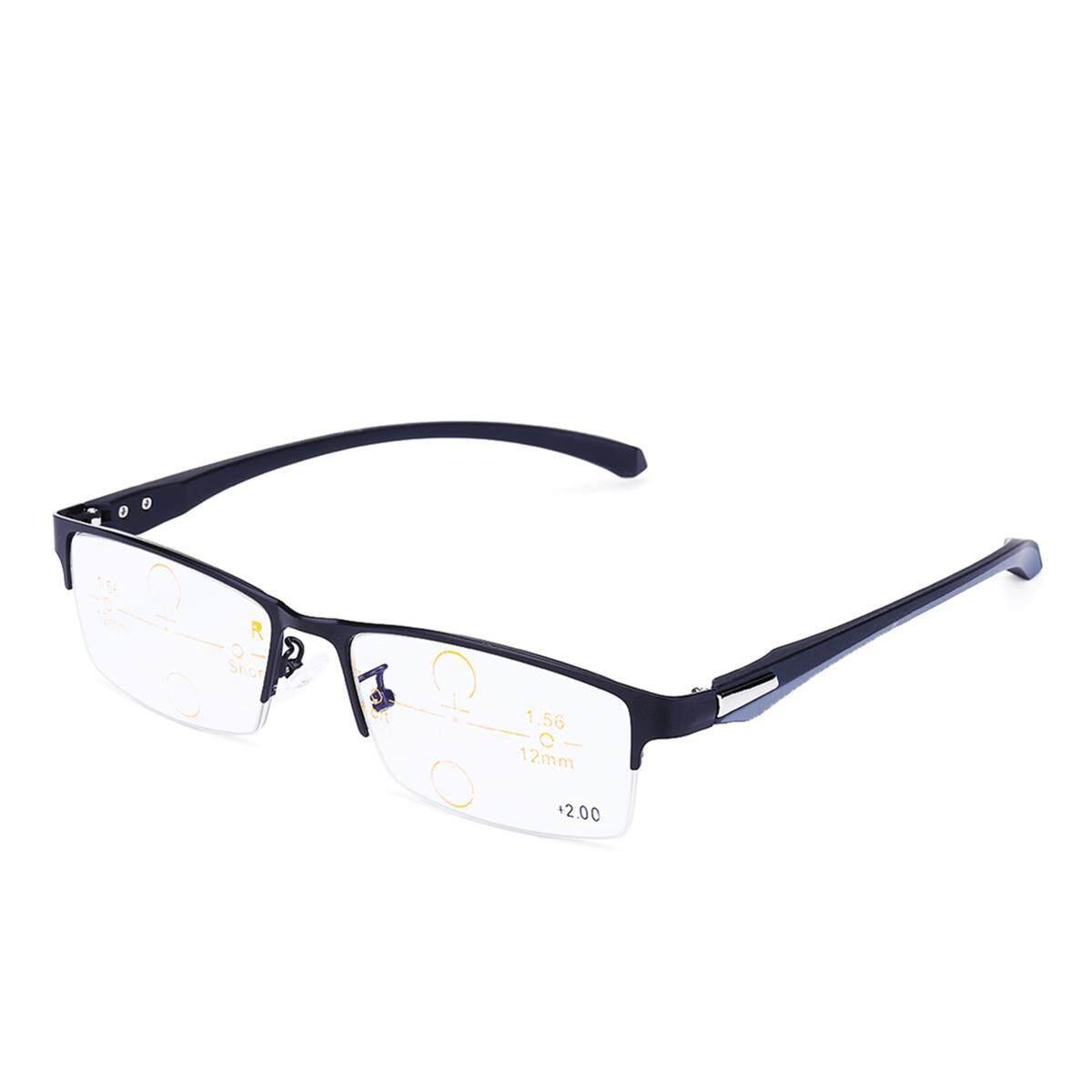 ac67bbb4c22 175 Degree Transition Photochromic Multi Focus Sun Presbyopic Progressive Reading  Glasses