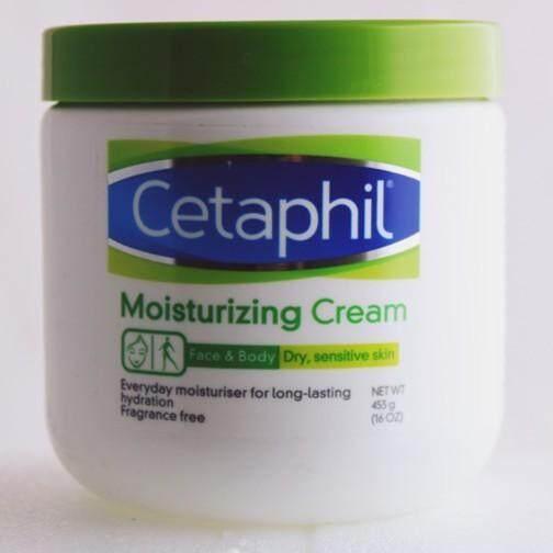 [PROMO!!]CETAPHIL MOISTURIZING CREAM 453GM