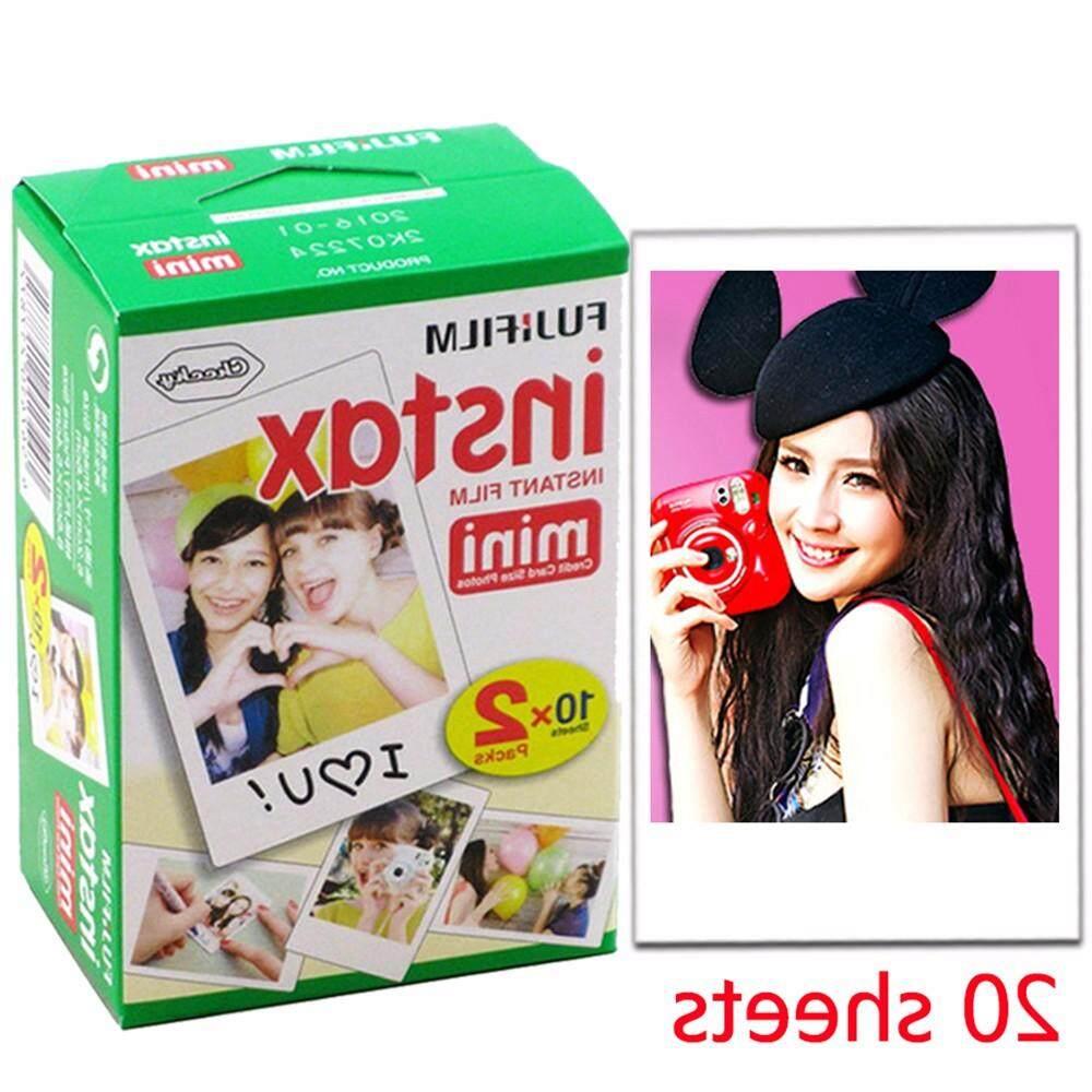 Kelebihan Fuji Fujifilm Instax White Monochrome Black Films For Mini 8 Garansi Resmi Indonesia Merah Muda 9 20 10 Sheets Instant