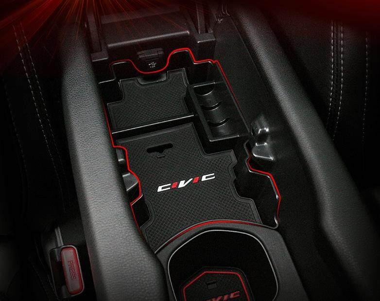 Honda civic arm rest storage box (10th generation)