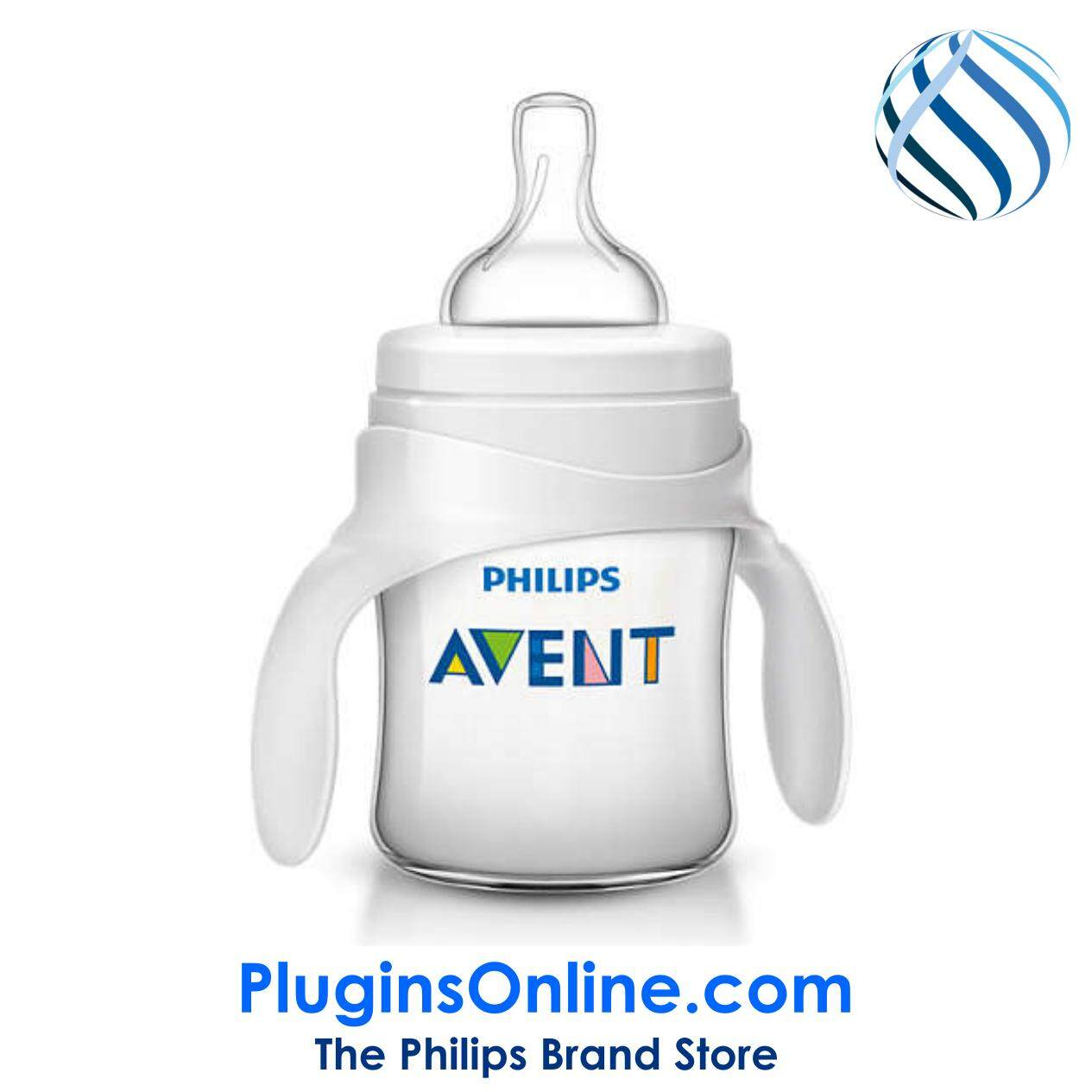 Philips AVENT SCF625/02 Classic+ Bottle To 1St Cup Trainer 125Ml/4Oz