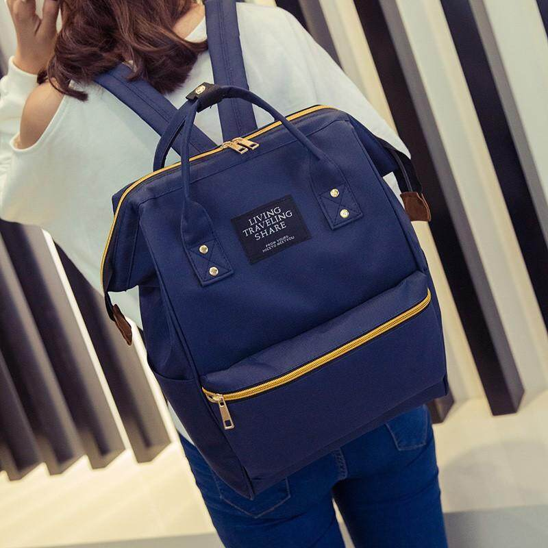 ad567dcf3b2b Keru Fre Style Candy Women Backpacks Female Travel Bag Rucksacks For Girls  School Bag
