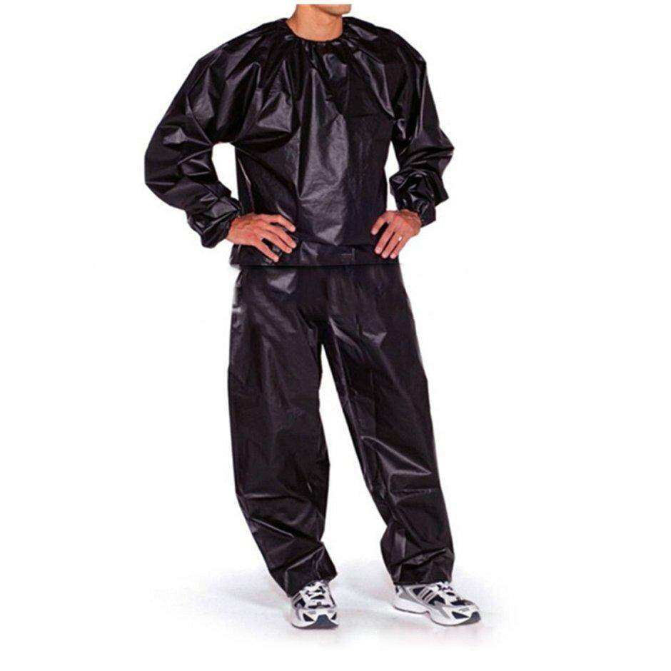 Best Sales Pvc Sauna Suit Anti-Rip Training Fitness Weight Loss Sport Sauna Clothes By Carcool.