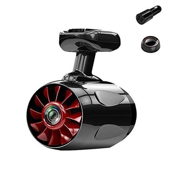 Jomicam Dash Cam 1 S, Kamera Mobil: 1296 P Super HD Kamera Dasbor, Wifi Bawaan dengan Aplikasi 6-Lane Lebar Tampilan Sudut Lensa G-Sensor GPS Rekaman Loop, Modus Malam, super Kapasitor [Versi Pembaruan]-Intl
