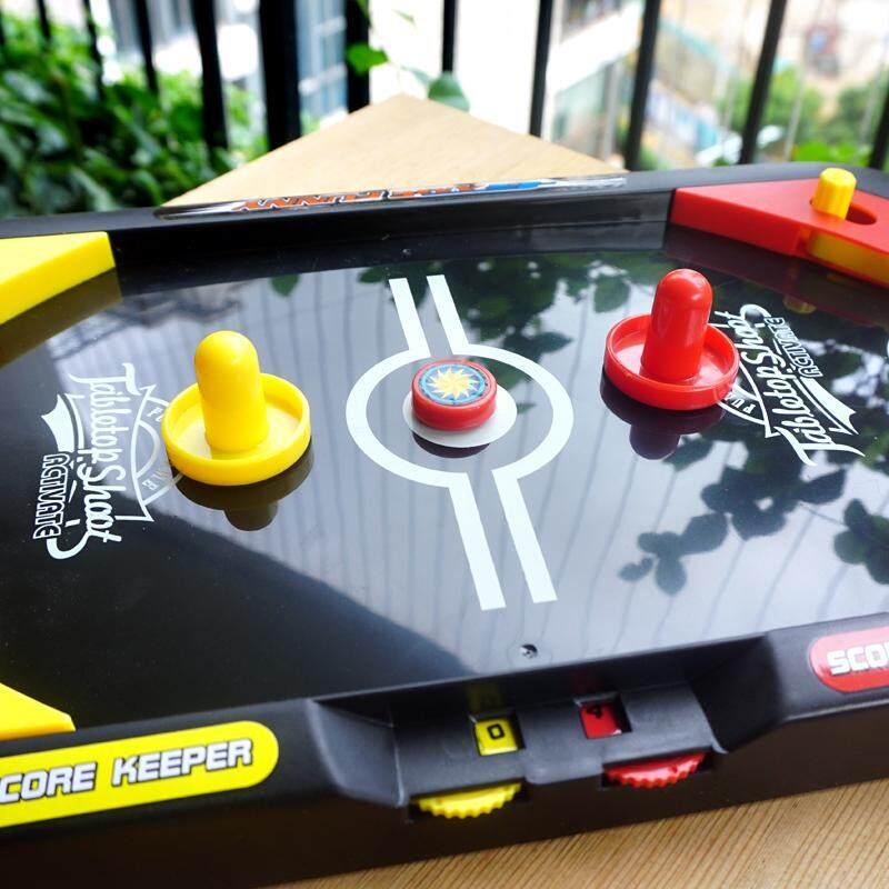 Anak Permainan Board Game Anak-Anak Dua Orang Keluarga Mainan Meja Interaktif Permukaan Meja Es Bulat + Gaya Inggris Permainan Miniatur Sepak Bola Hadiah By Koleksi Taobao.