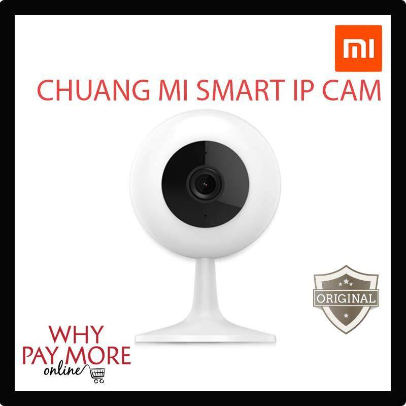 Xiaomi Mijia Smart Cameras 720P HD Night Vision Wifi IP Cam Chuang Mi
