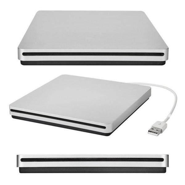 Bảng giá Đầu Ghi DVD Bên Ngoài Có Khe Cắm USB Trong Đầu Ghi Ổ Đĩa DVD CD Dành Cho Apple MacBook Air Pro Đầu Ghi DVD Bên Ngoài Phong Vũ