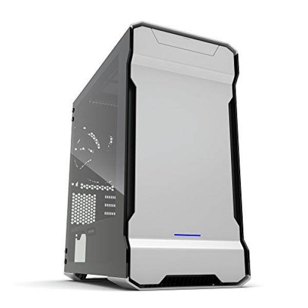 [From.USA]Phanteks PH-ES314ETG_GS EVOLV mATX Tempered Glass Edition Aluminum Exterior RGB LED Illumination Micro Tower Case Silver B071CN21T4 Malaysia