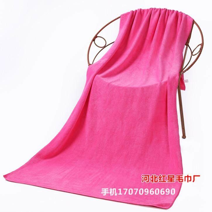 Salon kecantikan handuk mandi besar 1me X2 Meter kain alas sofa selimut handuk tempat tidur pijat sprei ranjang kasur handuk besar