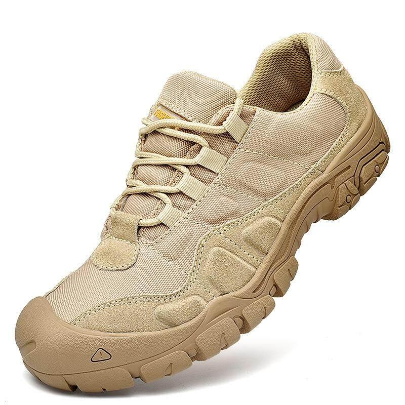 กลางแจ้งรองเท้าลุยในทะเลทราย Us ทหารต่ำเพื่อช่วยรองเท้าบูททะเลทราย I Am ทหาร O บันทึกรองเท้า By Waterlily.