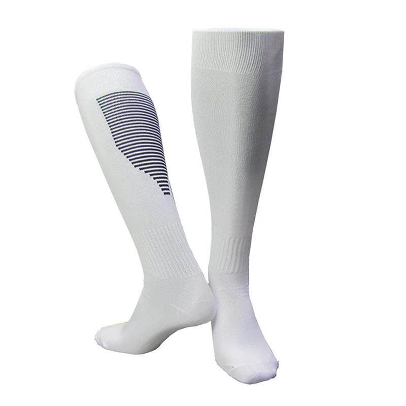 Palight Men Women Soccer Socks Thick Breathable Knee High Football Training Long Stocking - Intl By Palight.