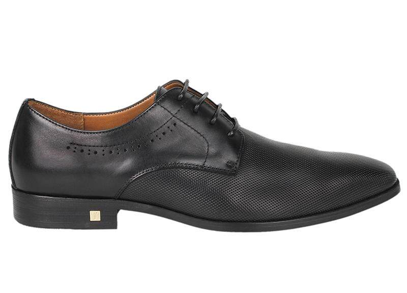 Tomaz F182 Perforated Lace Up Formal