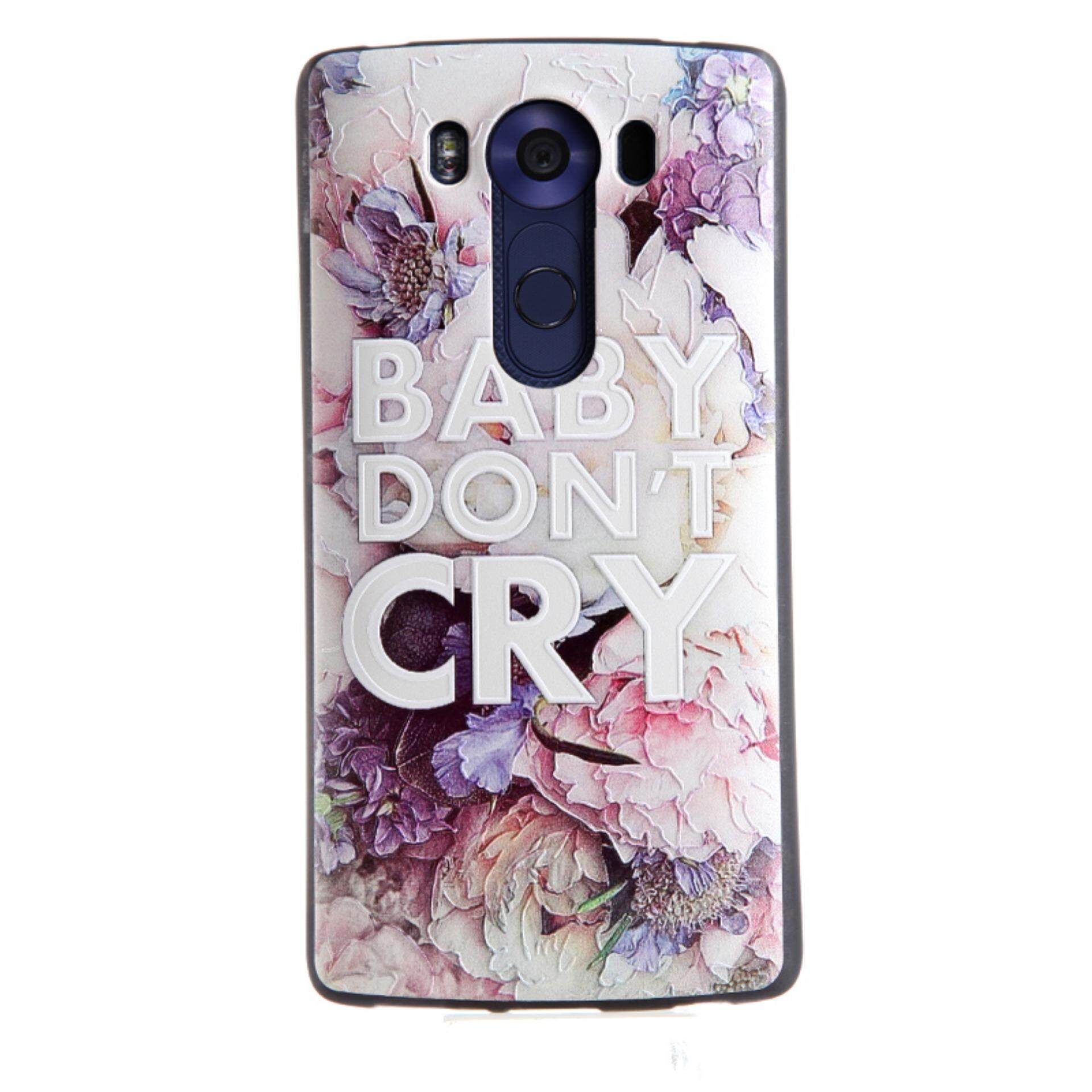 Bogdana for LG V10 Case Soft TPU 3D Painted Emboss Phone Case(Not super man)PHP269. PHP 269