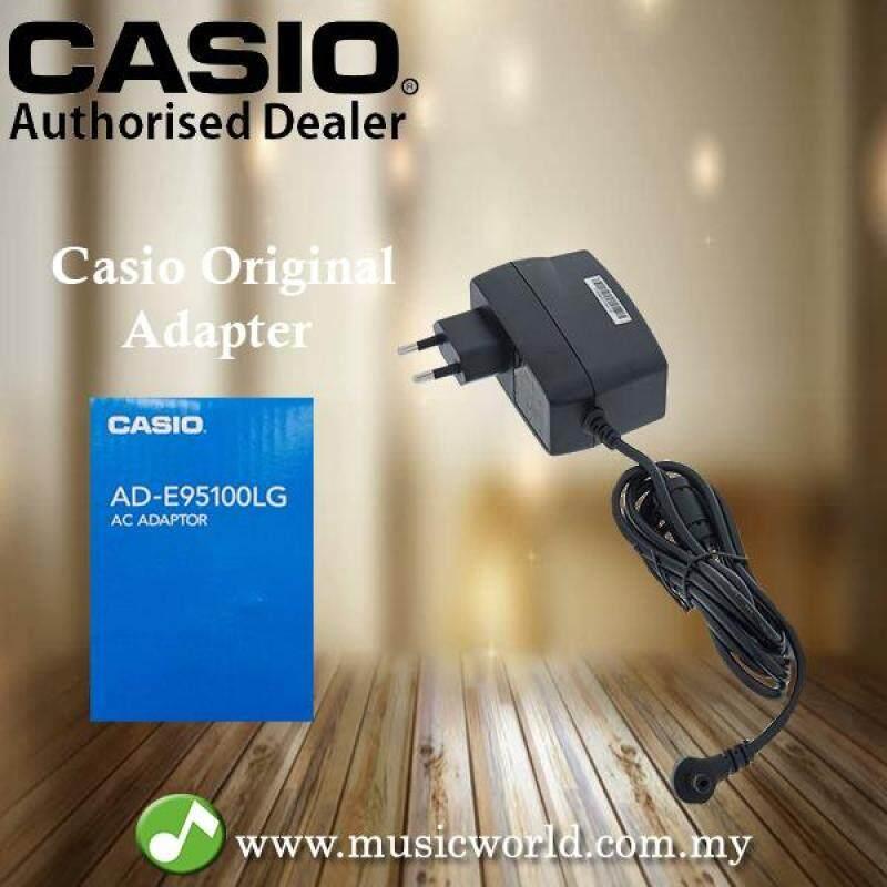 CASIO AD-E95100LG 9.5 Volt Ac Adaptor Power Supply Cord ADE95100LG Malaysia