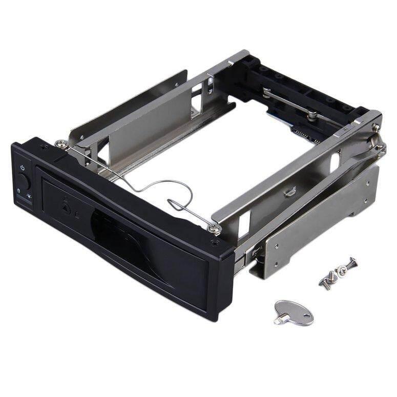 Lifef SATA HDD-ROM Hot Swap Lampiran Internal Rak Mobile untuk 3.5 Inch HDD
