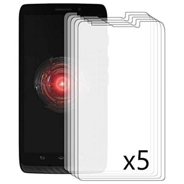 Pelindung Layar Bastex Antifungal Reflektif Matte Pelindung Layar untuk Motorola Droid Mini-5 Pack-Intl