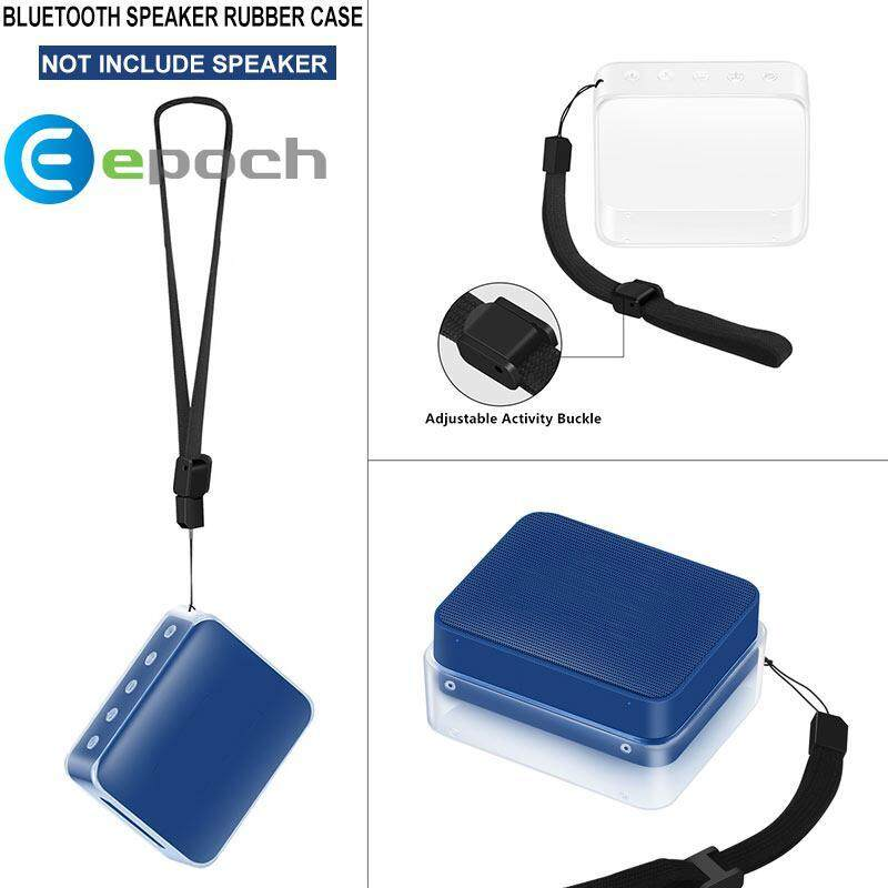 Epoch Speaker Carry Case Durable Silica Gel Wear-Resistant Jbl Go 2 Soft By Epoch.