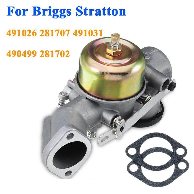 Gracekarin Online Karburator untuk Briggs Stratton 491026 281707 491031 490499 281702 12hp Mesin
