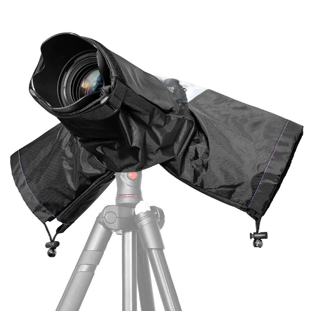 Waterproof Camera Rain Cover Rainshade Protector Case Coat for DSLR Cameras Canon Nikon Sony Pentax