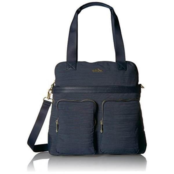 Kipling Camryn True Dazz Navy Laptop Bag, Truedznavy