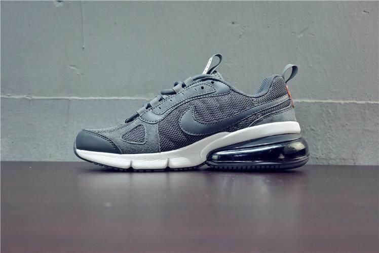 big sale 66caa ee5d7 Nike Original Air Max 270 Futura Low Top WOMEN Running Shoe ( Dark Blue  White )