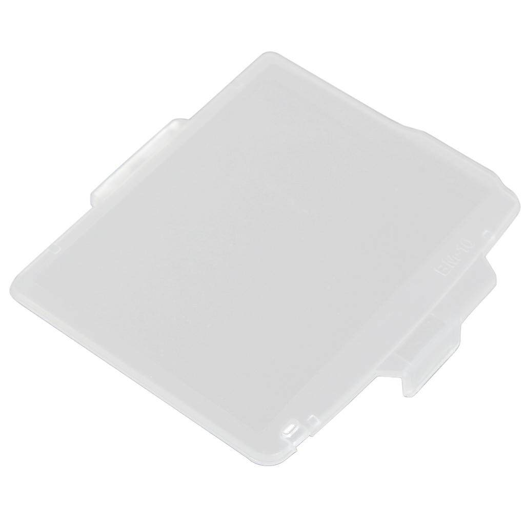 BM-10 Snap-on Hard Screen Protector Cover for Nikon D90 - Translucent