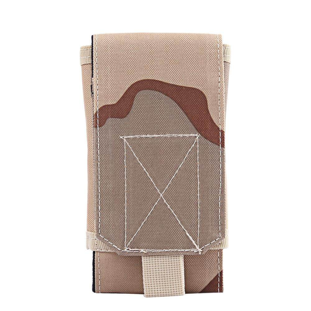Multifunctional Camo Bag Outdoor Adventure Pouch For Mobile Phone By Yinte.