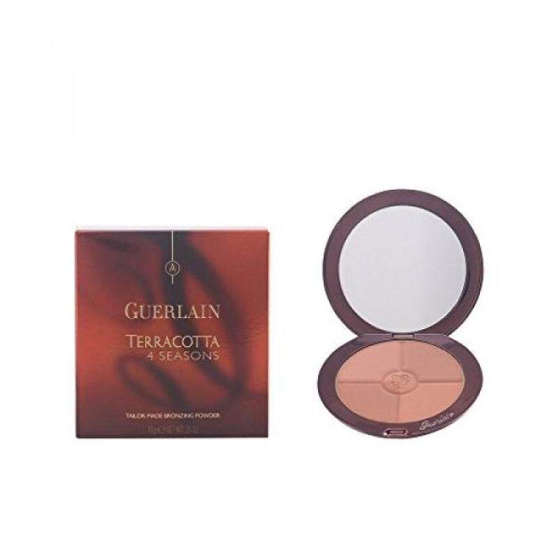 Buy Guerlain Terracotta 4 Seasons Tailor Made Bronzing Powder 02 Naturel Blondes for Women, 0.35 Ounce - intl Singapore