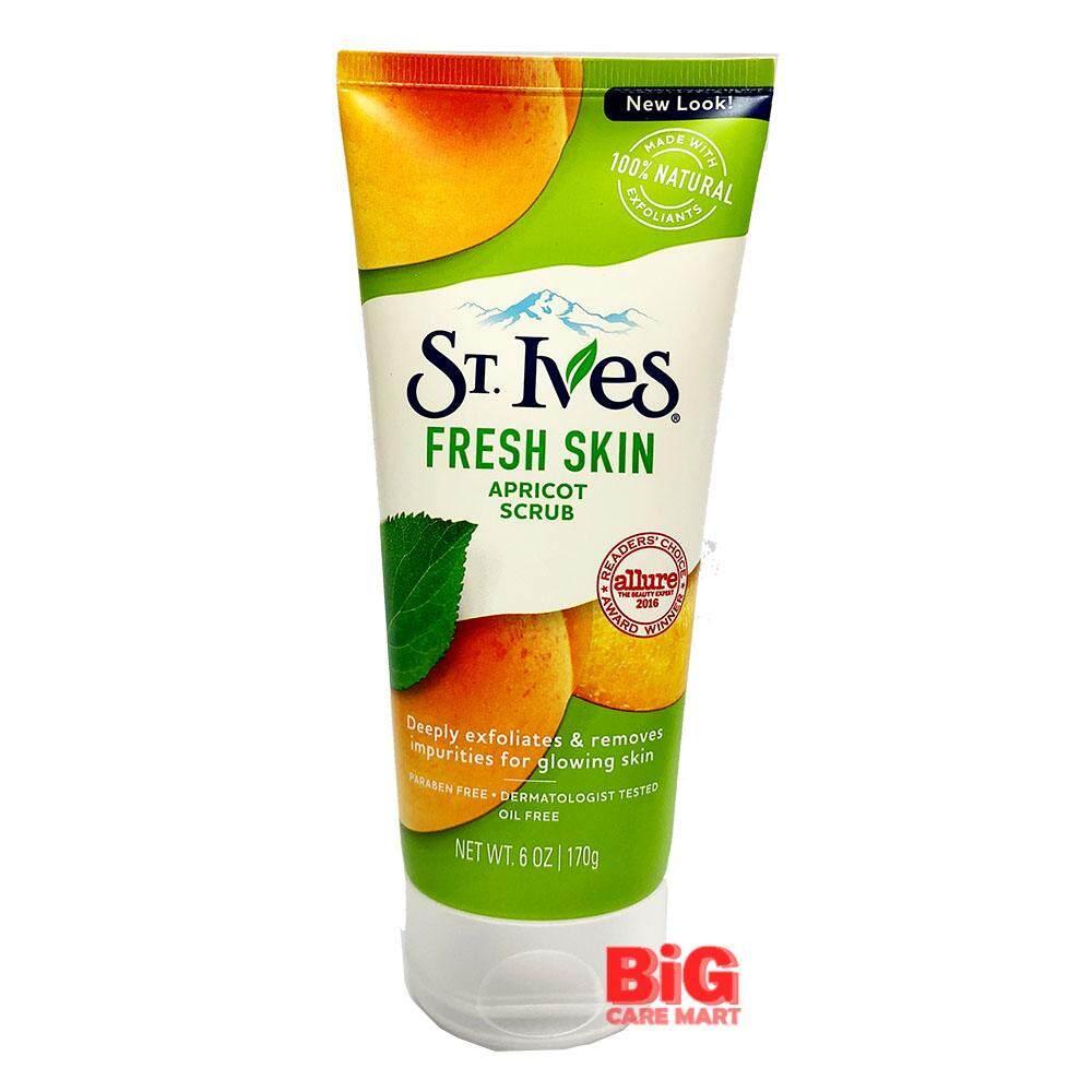 St Ives Fresh Skin Apricot Scrub 170g