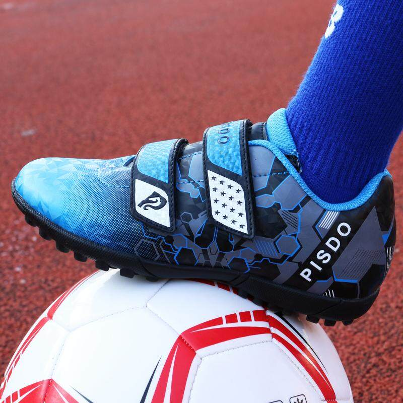 8da49e033 YEALON Football Boy Shoes Sneakers Shoes Soccer Kids Football Girls Shoes  Professional Soccer Cleats Shoes Kids