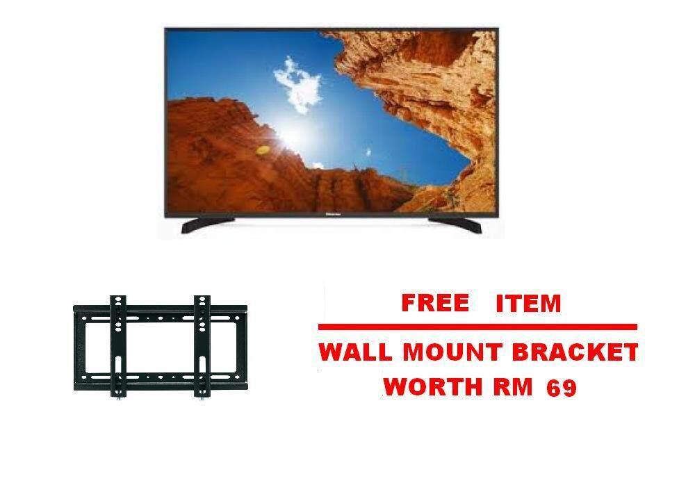 "HISENSE LED TV 32"" 32N2173 [Free Bracket] - HIsense Malaysia Warranty"